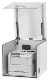 """Toner-Staubschutzgehäuse """"Carbon""""  für Laserdrucker Carbon132"""