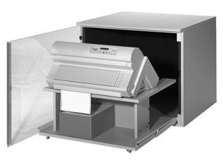 """Einfachdruckerschrank Lärmschutz """"EDS-1000"""""""