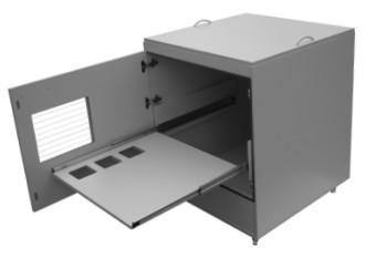 """Beheizbarer Schrank für Etikettendrucker """"Etitherm"""" ETH-720"""