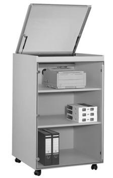 """Staubschutzschrank """"Imperator""""  für Laserdrucker A-530"""