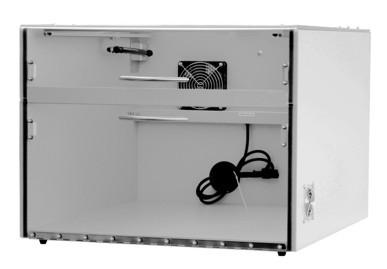 """Toner-Staubschutzgehäuse """"Nemo-GD""""  für Laserdrucker mit geteiltem Deckel Nemo212GD"""