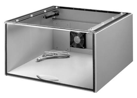 Staubschutzgehäuse für Drucker ST125