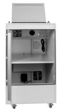 """Beheizbarer Schrank für Laserdrucker  """"Thermomatik"""" TM-530"""