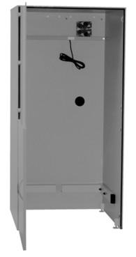 """Toner-Staubschutzschrank ohne Boden """"TONEROBO"""" für Laserdrucker"""