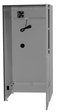 """Toner-Staubschutzschrank ohne Boden """"TONEROBO(RE)"""" für Laserdrucker"""