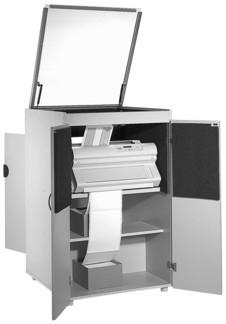"""Universal Druckerschrank """"UDS-4000-L"""""""